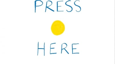 Press Here: by Hervé Tullet