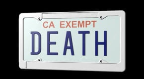 Death Grips: Government Plates