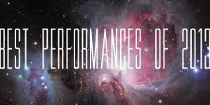 Best Performances of 2013