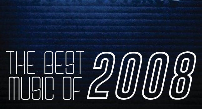 Five Years Later: The Best Albums of 2008!!