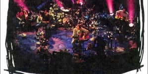 Holy Hell! MTV Unplugged in New York Turns 20