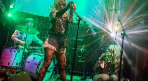 Concert Review: The Casket Girls/The Stargazer Lilies/Dott/Dreamend