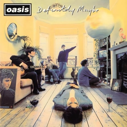 Holy Hell! Definitely Maybe Turns 20