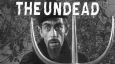 Criminally Underrated: The Undead