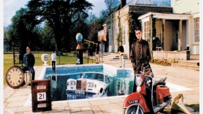 Revisit: Oasis: Be Here Now