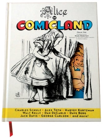Alice in Comicland: Edited by Craig Yoe