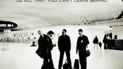 Revisit: U2: All That You Can't Leave Behind