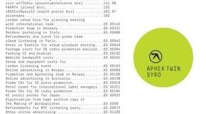 Aphex Twin: Syro