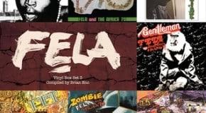Fela Kuti: London Scene/Shakara/Afrodisiac/Gentleman/Upside Down/Zombie/I.T.T.