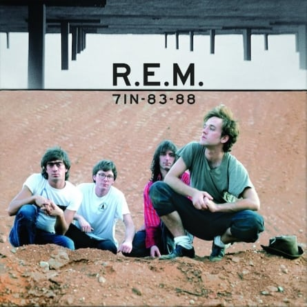 Finest Worksong: R.E.M. 7IN-83-88