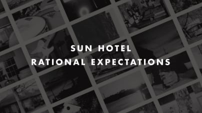 Sun Hotel: Rational Expectations