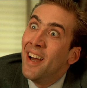 Faces of Death: Nicolas Cage