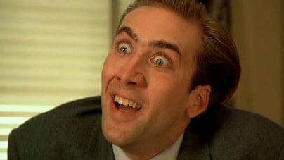 Faces of Death: Nicolas Cage
