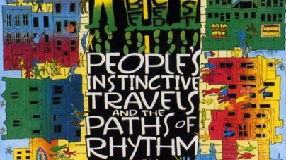 A Tribe Called Quest: A People's Instinctive Travels and the Paths of Rhythm