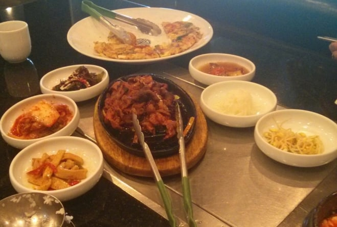 Mother's Korean Grill: Las Vegas, NV