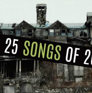 Top 25 Songs of 2015