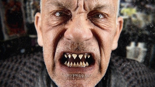 John Malkovich: Like a Puppet Show