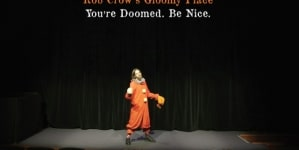 Rob Crow's Gloomy Place: You're Doomed. Be Nice