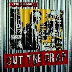 Discography: The Clash: Cut the Crap