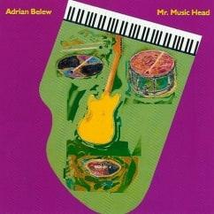 Bargain Bin Babylon: Adrian Belew: Mr. Music Head