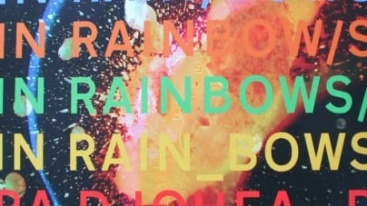 Discography: Radiohead: In Rainbows