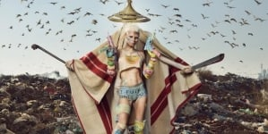 Die Antwoord: Mount Ninji and da Nice Time Kid