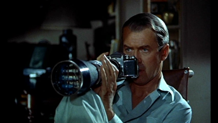 camera work in vertigo by hitchcock essay