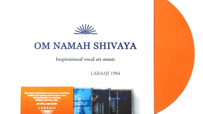 Laraaji: Om Namah Shivaya/Be Still And Glow