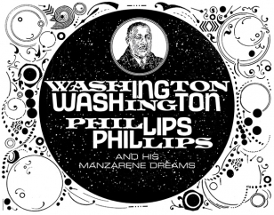 Washington Phillips: Washington Phillips and His Manzarene Dreams