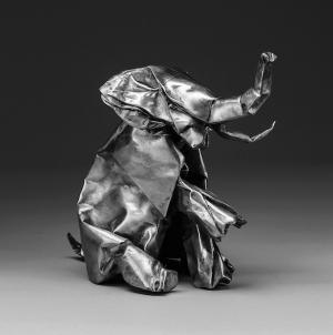 Jlin: Black Origami