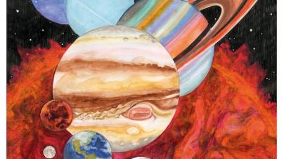 Sufjan Stevens, Bryce Dessner, Nico Muhly and James McAlister: Planetarium