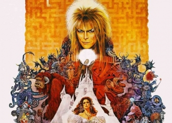 Revisit: David Bowie and Trevor Jones: Labyrinth