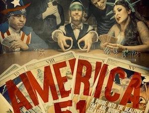 America 51: by Corey Taylor