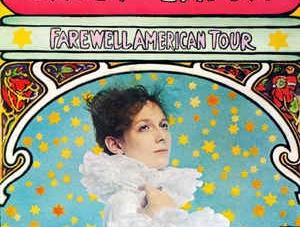 Bargain Bin Babylon: Sally Eaton: Farewell American Tour