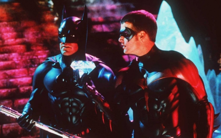 Holy Hell! Batman & Robin Turns 20