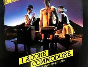 K. Bytes: I Adore Commodore