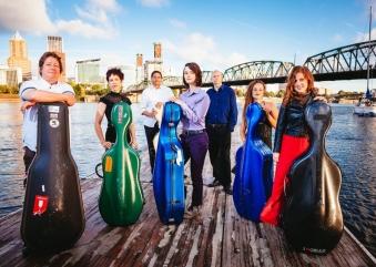 Interview: Douglas Jenkins of Portland Cello Project
