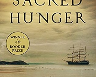 Sacred Hunger: by Barry Unsworth