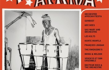 Various Artists: Air Africa