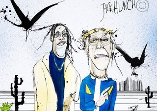 Travis Scott & Quavo: Huncho Jack, Jack Huncho