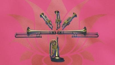 Hypnotic Brass Ensemble: Book of Sound