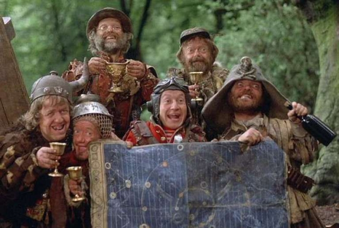 Oeuvre: Gilliam: Time Bandits