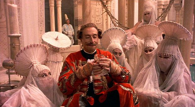 Oeuvre: Gilliam: The Adventures of Baron Munchausen