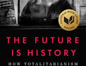 The Future is History: by Masha Gessen