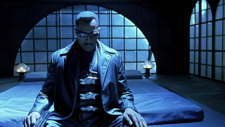 Holy Hell! Blade Turns 20