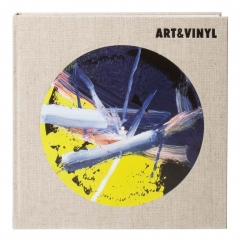 Art & Vinyl: Edited by Jeffrey Fraenkel and Antoine de Beaupré