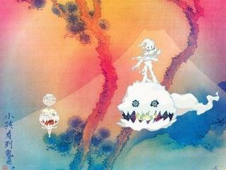 Kanye West/Kid Cudi: Kids See Ghosts