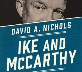 Ike and McCarthy: by David A. Nichols