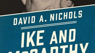Ike and McCarthy: by David A. Nichols