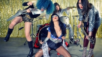 Interview: Glam Skanks